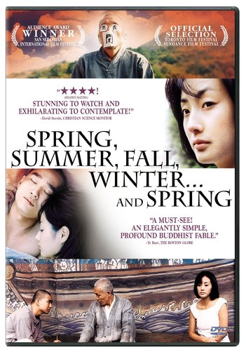 SPRING, SUMMER, FALL, WINTER AND SPRI BY OH,YEONG-SU (DVD)